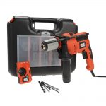 Black Decker Impact Drill Free Detector 710 Watt