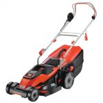 Black Decker EMAX42I 1800W 42cm Electric Lawnmower with CompactGo