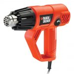Black and Decker KX2001K 2000 Watt Heatgun Kit