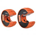 Bahco 306 Pipe Slice Twin Pack 15mm 22mm Tube Cutter