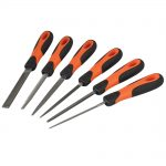 Bahco 1-476 ERGO File Set 6 Piece 100mm