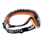 Bolle BOLPILOPSI Pilot Safety Goggles Clear