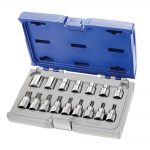Britool 14 inch Drive Socket Set 42 Piece