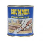 Brummer Yellow Label Interior Stopping Small Light Mahogany