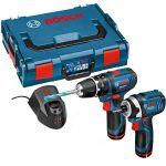 Bosch 10.8v Twin Pack 2.0Ah Kit