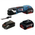 Bosch GOP18V-28 18v Brushless Multi Tool 5.0Ah Kit