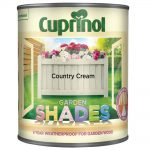 Cuprinol Garden Shades Heritage Country Cream 1 Litre
