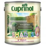 Cuprinol Garden Shades Heritage Old English Green 2.5 Litre