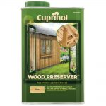 Cuprinol Wood Preserver Clear 1 Litre