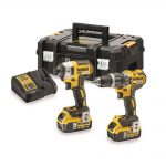 DeWalt DCK266P2T 18v XR Brushless Twin Pack 5.0Ah Kit