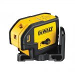 DeWalt DW085K Self Levelling Laser Pointer 5 Beam Dot
