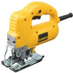 DeWalt DW341K Compact Top Handle Jigsaw 550 Watt 240 Volt