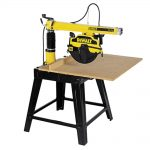 DeWalt DW721KN Radial Arm Saw 300 mm 2000 Watt 240v