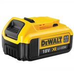 Dewalt DCB182 18v XR 4.0Ah Li-Ion Battery Pack