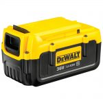 DeWalt DCB360 Heavy Duty 36V 4.0Ah Li-Ion Slide Pack Battery
