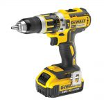 DeWalt DCD795M1 18v XR Brushless Combi Drill 4.0Ah Kit