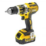 DeWalt DCD795P2 18v XR Brushless Combi Drill 5.0Ah Kit