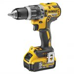 DeWalt DCD796P1 18v XR Brushless Combi Drill 5.0Ah Kit