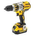 DeWalt DCD995M3 18v XR Brushless Combi Drill 4.0Ah Kit