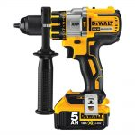 DeWalt DCD995P2 18v XR Brushless Combi Drill 5.0Ah Kit