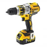 DeWalt DCD995P2B 18v XR Brushless Combi Drill 5.0Ah Kit