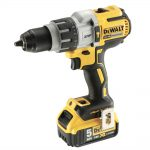 DeWalt DCD996P2B 18v XR Brushless Combi Drill 5.0Ah Kit