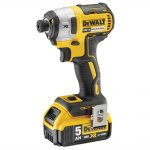 Dewalt DCF887P2 18v XR Brushless 3-Speed Impact Driver 5.0Ah Kit