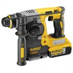 DeWalt DCH273P2 18v XR Brushless SDS-Plus Rotary Hammer Drill 5.0Ah Kit