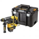 DeWalt DCH333NT 54v XR Brushless FlexVolt SDS-Plus Rotary Hammer Drill – Bare Unit