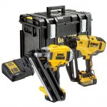 DeWalt DCK264P2 18v Twin Nailer Kit
