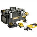 DeWalt DCK278P2 18v XR Twin Pack 5.0Ah Kit