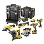 DeWalt DCK654P3T 18v XR 6pc Combination 5.0Ah Kit