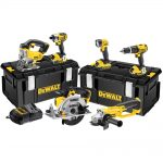 DeWalt DCK691M3 18v XR 6pc Combination 4.0Ah Kit