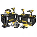 DeWalt DCK692M3 18V 4.0Ah Li-Ion 6 Piece Kit XR – 3 speed