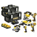 DeWalt DCK694M3 18v XR 6pc Combination 4.0Ah Kit