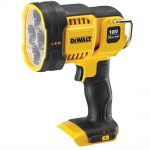 DeWalt DCL043 18v XR LED Spotlight – Bare Unit