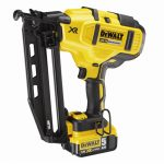 DeWalt DCN660P2 18v XR Brushless 16G Finish Nailer 5.0Ah Kit