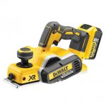 Dewalt DCP580P2 18v XR Brushless Planer 5.0Ah Kit