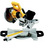 Dewalt DCS365M2 18v XR Sliding Mitre Saw 4.0Ah Li-Ion Kit