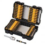 DeWalt DT70545T Extreme Impact Torsion Screwdriver Bit Set 34pc