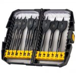 DeWalt DT7943BQZ 8 Piece Extreme Flatbit Set Tough Case