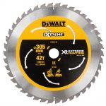 DeWalt DT99574 FlexVolt XR 305mm Mitre Saw Blade 42T