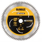 DeWalt DT99576 FlexVolt XR 305mm Mitre Saw Blade 78T