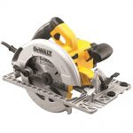 DeWalt DWE576KL Precision Circular Saw and TRACK Base 1600W 110V