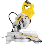 Dewalt DWS777 XPS 216mm Slide Crosscut Mitre Saw 240v