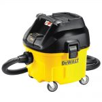 DeWalt DWV901L 110V 1400W 30 Litre Wet and Dry Dust Extractor