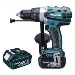Makita DHP458RF2J 18v LXT Combi Drill 3.0Ah Kit