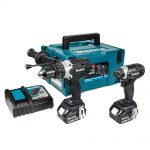 Makita DLX2145TBJ 18v LXT Black Twin Pack 5.0Ah Kit