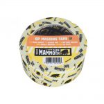 Everbuild Retail Masking Tape 50mm x 50m