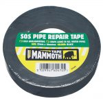 Everbuild SOS Pipe Repair Tape Black 25mm x 10m